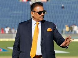 Coa Puts Ravi Shastri Co S Contract On Hold Question Mark Over