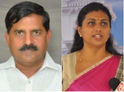 Adinarayana Reddy Lashes At Roja