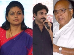 Roja Says She Will Not Join Jana Sena Never Leave Ys Jagan