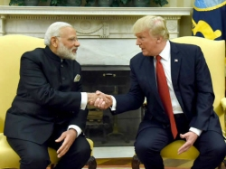 Modi Trump Discussed Apirit H1b Visa Without Using The Word Sushma Swaraj