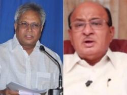 Undavalli Arun Kumar Arrested Vijayawada