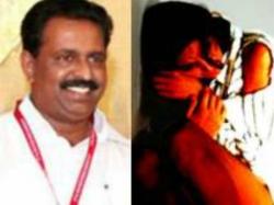 Kerala Congress Mla M Vincent Accused Rape Sent One Day Police Custody
