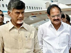 Nda S V P Pick Today Venkaiah Naidu Leads Race