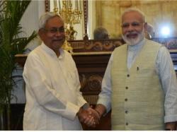 Nitish Return As Bihar Cm With Bjp S Support