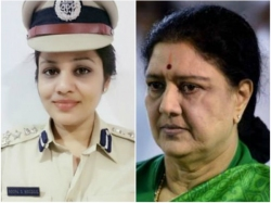 Dig Roopa Shares Cctv Footage Sasikala With Acb