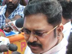 Ttv Dinakaran Conducted Special Shatru Samhara Homa