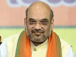 Amit Shah Not Willing Be Chennai During Aiadmks Merge