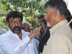 Balakrishna S Act Has Created Headache Nara Chandrababu Naidu