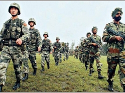Indian Army Foils Chinese Incursion Ladakh