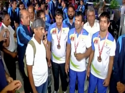 Hearing Impaired Indian Athletes Refuse Leave Airport As No One Came