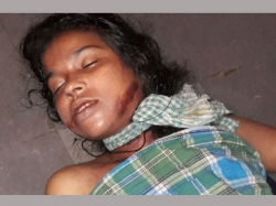 A Married Woman Allegedly Murdered Bathroom Hyderabad