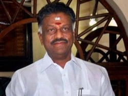 Aiadmk Man Who Came Receive Panneerselvam At Trichy Airport Detained For Carrying