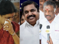 Ops Palaniswami Camps Unite Cm Says United Despite Differences