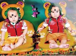 Twin Boys Run Over Train Kamareddy