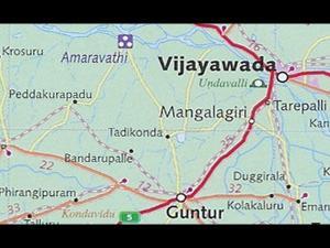 నేపాల్లో భూకంపం, భారత్కు తాకిడి: ఏపీ రాజధానిపై పరిశోధన
