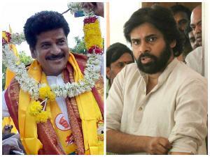 ఇరిటేట్ చేశారా: రేవంత్పై పవన్ కళ్యాణ్ తేలిగ్గా? 'పవర్' పంచ్