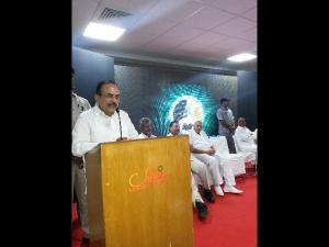 'శాస్త్ర విజ్ఞానం జీవితానికి అనుసంధానించాలి': ఫిల్మ్సిటీలో