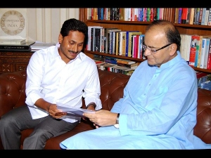 Varla Ramaiah Appeals Jaitley Concentrate On Ys Jagan S Asse