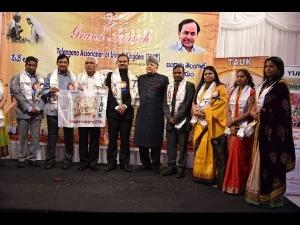 Celebrations Telangana Association United Kingdom