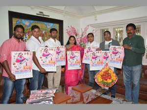Trs Mp Kavitha Launches Nri Cell Calender
