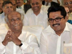 Sharat Kumar Clash With Rajinikanth