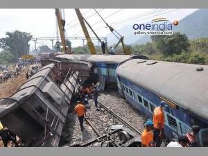 Hirakhand Express Derailment 10 Headless Bodies Recovered