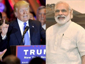 Trump Speak With Modi Tonight Likely Discuss Indo Us Ties