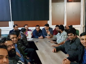Building Platform All Telangana Organisations