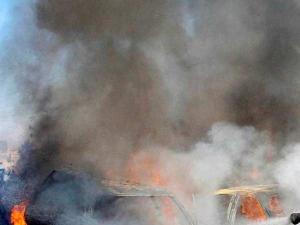 Blast Pakistan S Lahore 8 Killed 15 Injured