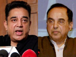 Boneless Kamal Haasan Hits Back At Rude Subramanian Swamy