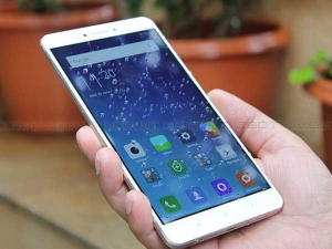 Xiaomi Mi Max 2 With 6gb Ram Snapdragon 660 Soc Tipped Launch In May
