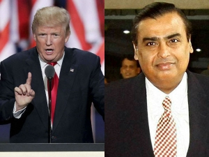 Donald Trump Can Be Blessing Disguise Says Mukesh Ambani