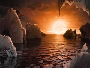 Nasa Telescope Reveals Largest Batch Earth Size Habitable Zone Planets Around