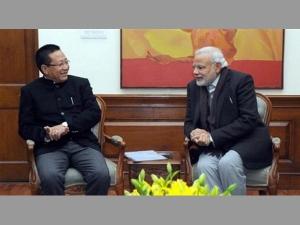 Agitations Continue Nagaland