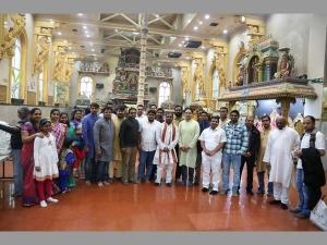 Telangana Cm Kcr Birthday Celebrations Uk Nri Trs Cell