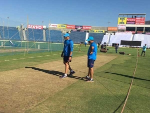 I Had Warned Bcci Against Preparing Dry Pitch Pune Curator