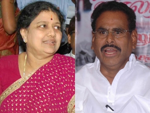 Natarajan Says He Will Not Come Into Public