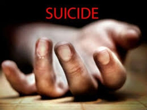 A Woman Allegedly Committed Suicide Kothur