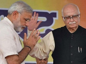 Is Advani Bjp S Choice President India