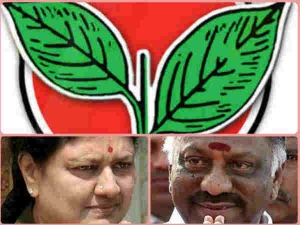 Sasikala Ops Teams Are Now Fighting Each Other Party Office