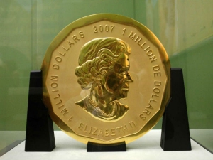 Solid Gold Coin Worth 4m Stolen From Berlin Museum