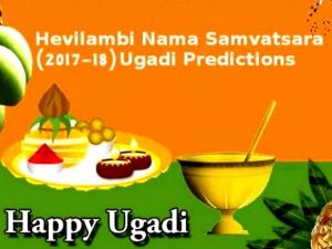 The Important Days Hevilambi Year