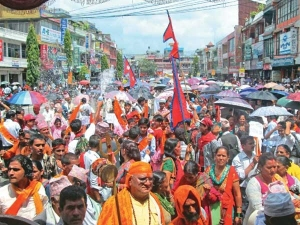 Hindu Population Percentage Has Decreased 3 Since 1971