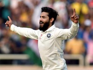 Ravindra Jadeja Man The Series India Win The Test Series 2 1 Australia