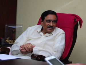 Deputy Cm Ke Krishnamurthy Unhappy On Mlc Candidates Selecti