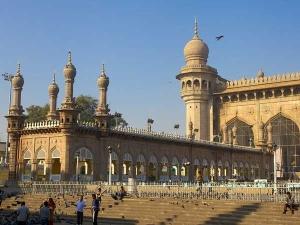 Swami Aseemanand Walk Of Jail Gets Bail Mecca Masjid Case