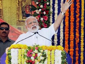Varanasi Treats Adopted Son Modi With Bumper Votes Bjp Ge