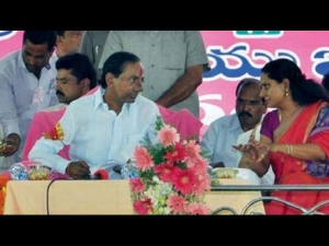 Kcr Forms Panel Identify Women Leaders Head State Run