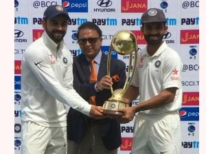 Dharamsala Test India Hammer Australia Reclaim The Border Gavaskar
