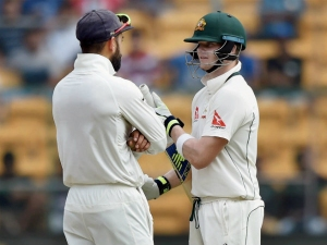 Friendship With Australians Is Over Says Virat Kohli After